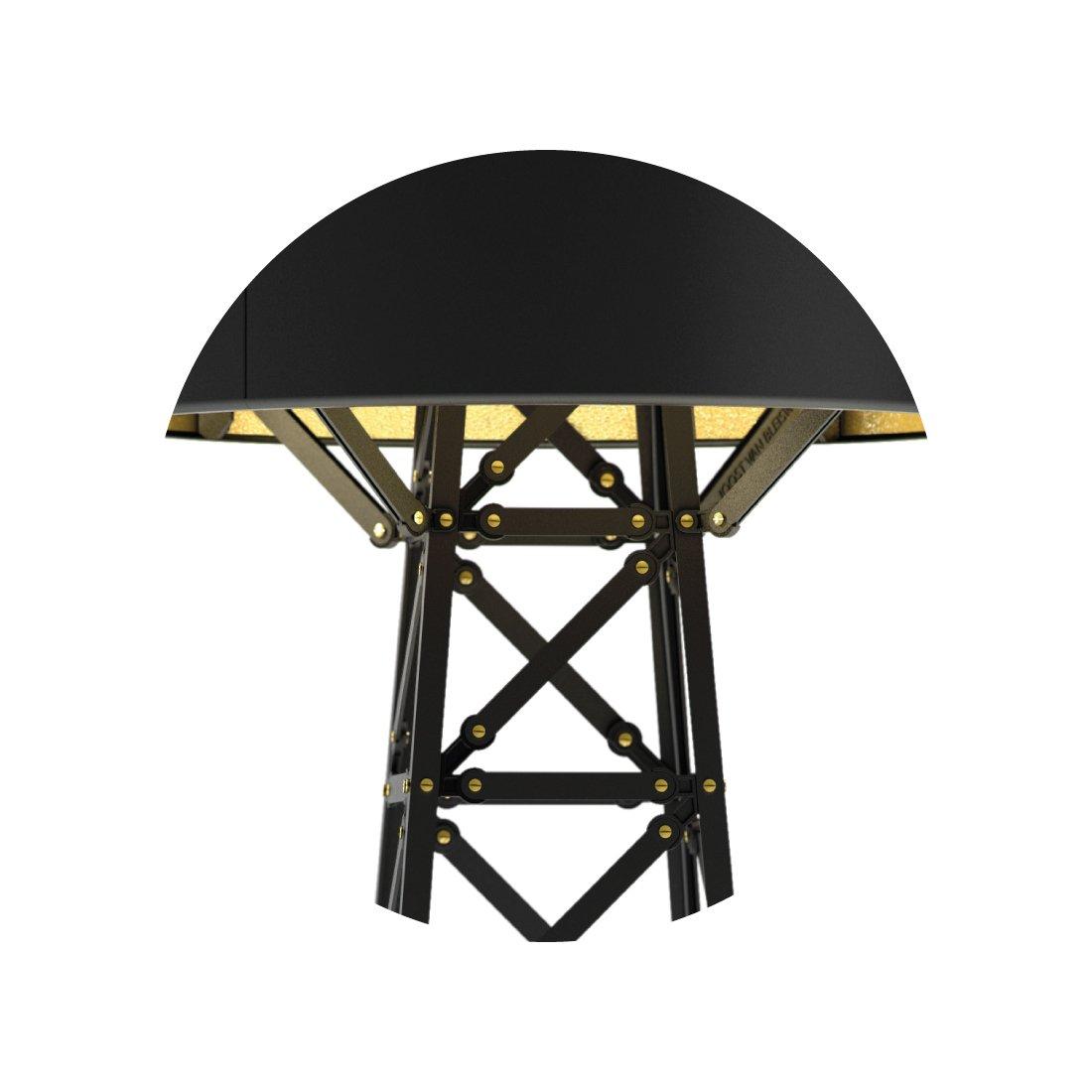 Moooi Construction Vloerlamp Zwart M