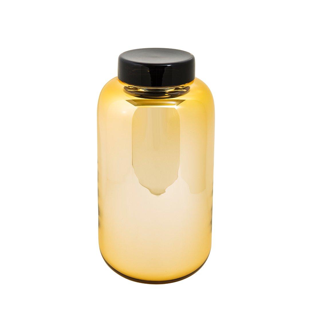 Pulpo Container High Vaas - Oranje Zwart