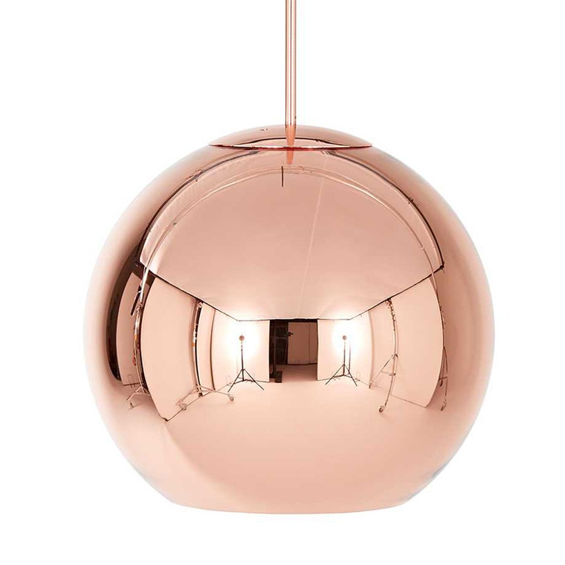 Tom Dixon Copper Round �45 Hanglamp