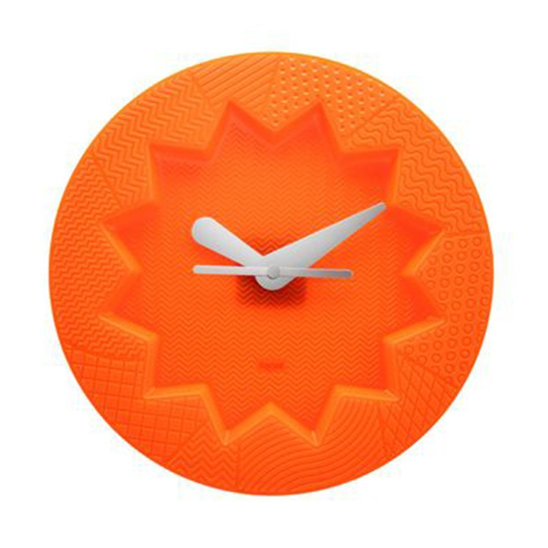Kartell Crystal Palace Wandklok - Oranje