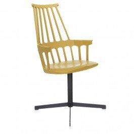 Kartell Comback Chair Stoel Draaibaar | MisterDesign