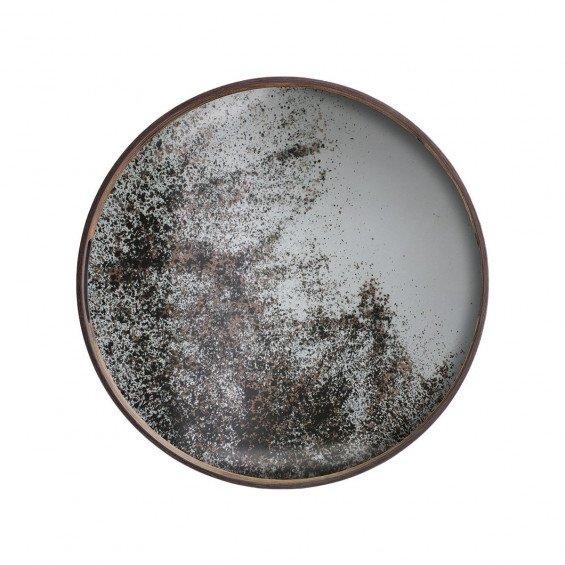 Ethnicraft Heavy Aged Mirror Dienblad