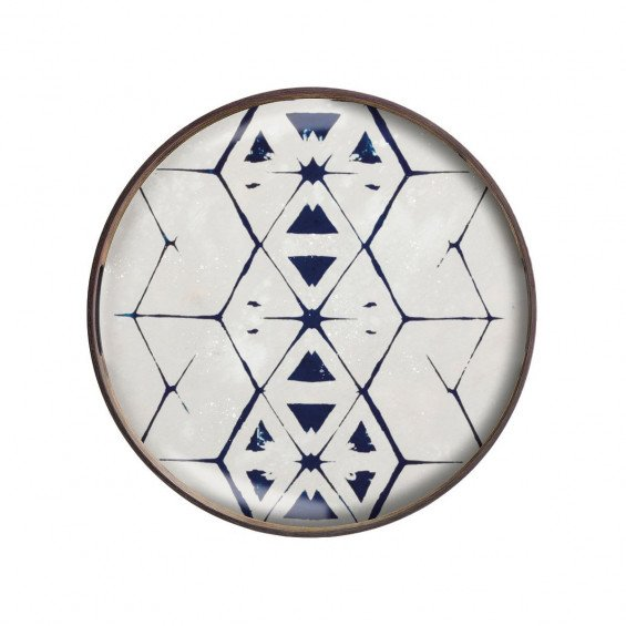 Ethnicraft Tribal Hexagon Dienblad