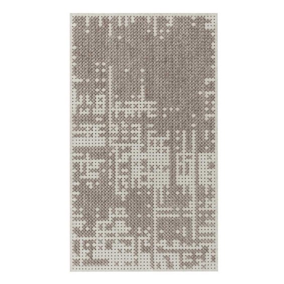 Gan Rugs Abstract Canevas Vloerkleed