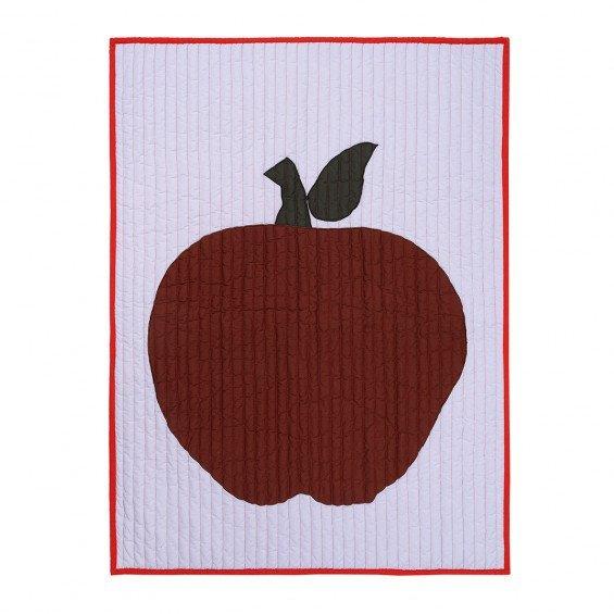 Ferm Living Apple Quilted Deken