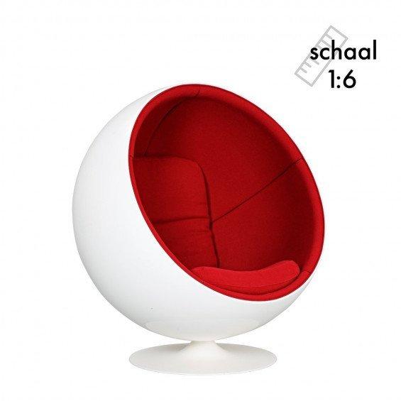 Ball Chair Miniatuur
