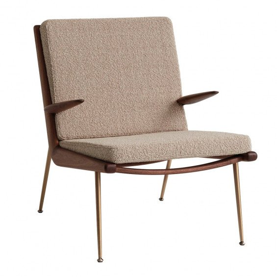 &Tradition Boomerang Fauteuil Met Arm