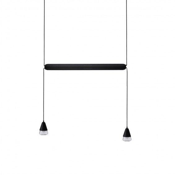 Brokis Puro Single Horizontal Hanglamp
