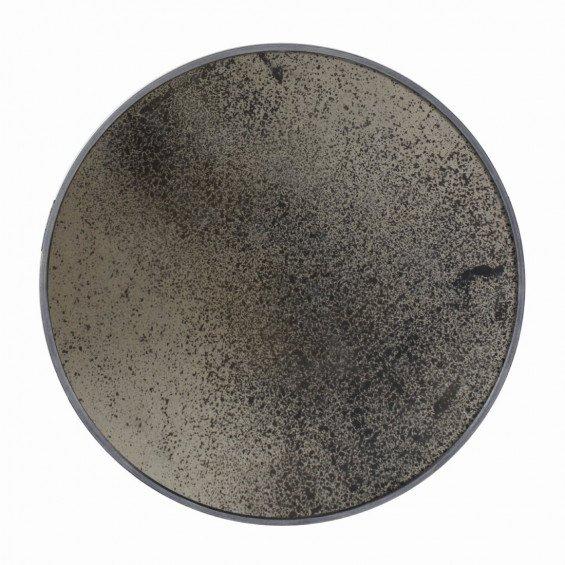 Ethnicraft Bronze Mirror Spiegel Rond
