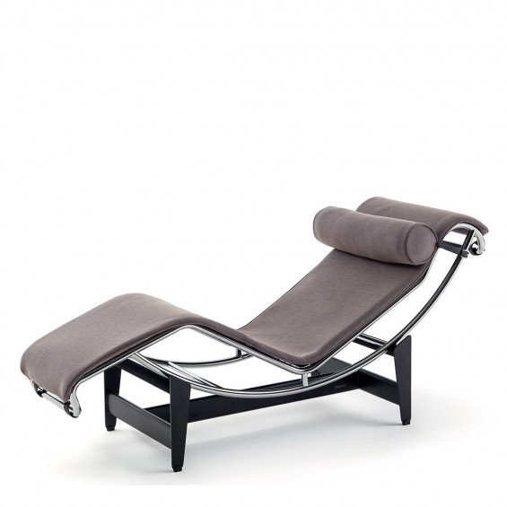 Design Ligstoel Leer.Cassina Lc4 Chaise Longue Le Corbusier Misterdesign
