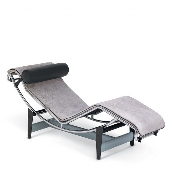 cassina lc4 chaise longue le corbusier misterdesign. Black Bedroom Furniture Sets. Home Design Ideas