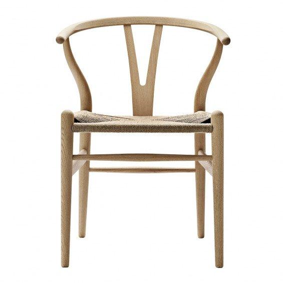 bruin-swatch Wishbone chair