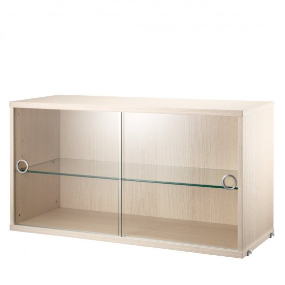 String Display Cabinet Kast