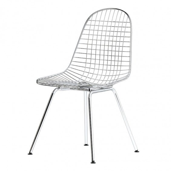 Vitra DKX Wire Chair Stoel