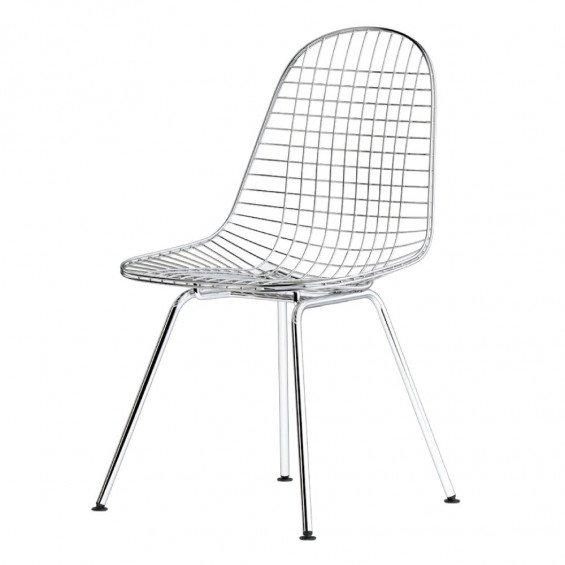 Vitra DKX Wire Chair Stoel
