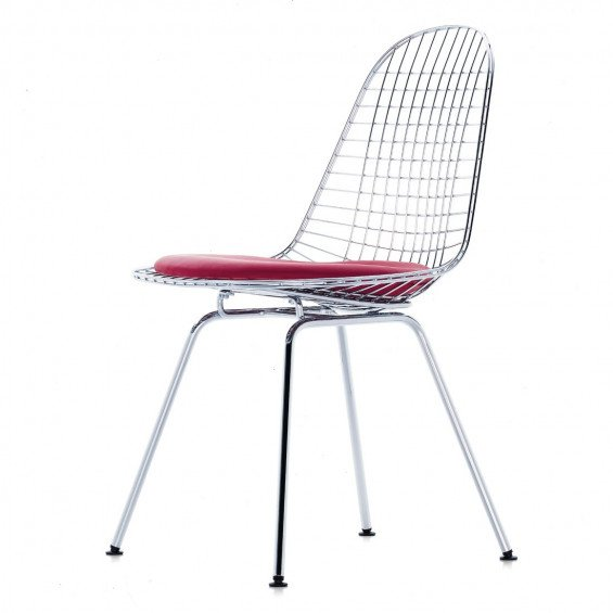 Vitra DKX-5 Wire Chair Stoel