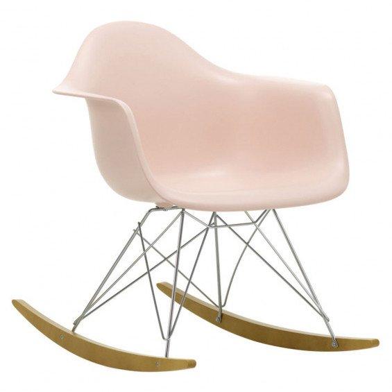 Vitra Eames Plastic Chair RAR Schommelstoel