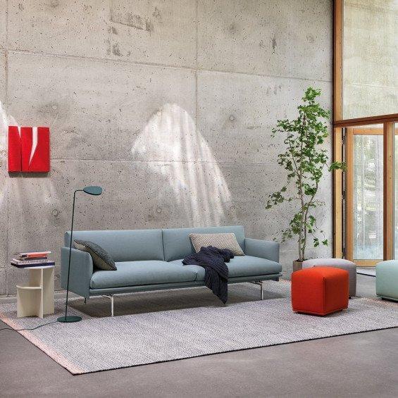 Muuto Echo Poef Design Uit 2019 Van Anderssen Voll Misterdesign