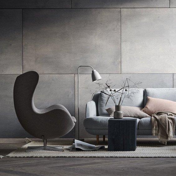 Fritz Hansen Egg Chair Misterdesign