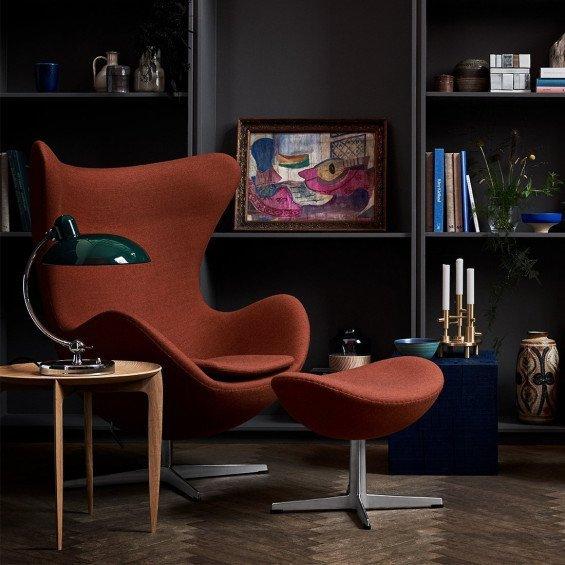 Egg Chair Stof.Fritz Hansen Egg Chair Misterdesign