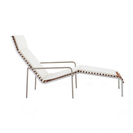 Extremis Extempore Lounge Chair Kussen Wit