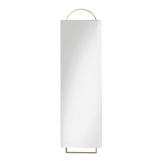 Ferm Living Adorn Full Size Spiegel - Messing/Zwart