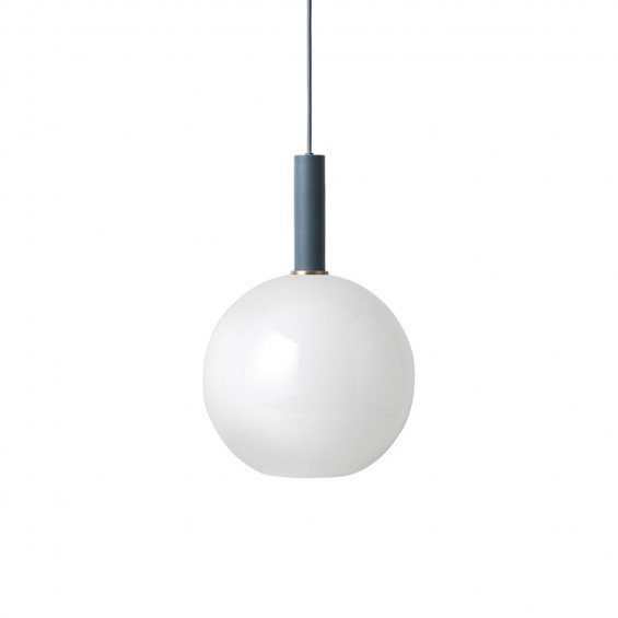 Ferm Living Collect Opal Sphere High Hanglamp