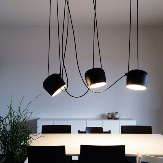 flos aim hanglamp misterdesign. Black Bedroom Furniture Sets. Home Design Ideas
