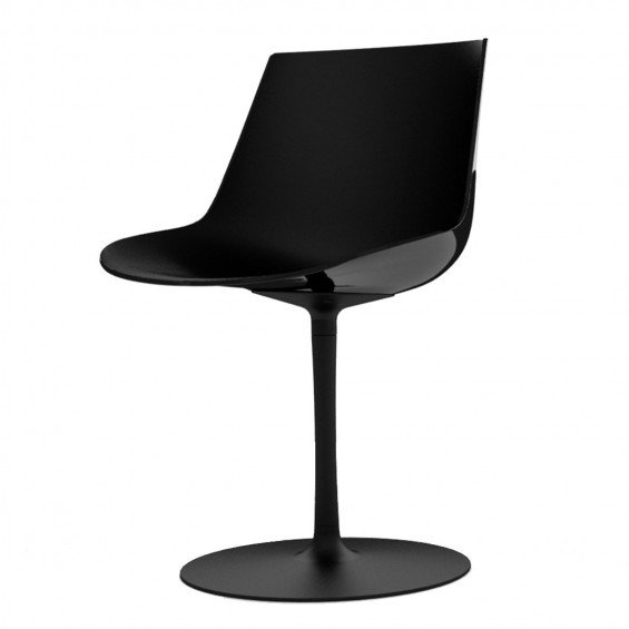Flow Chair Trompetvoet