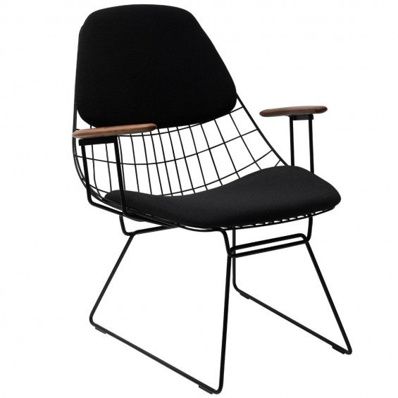Pastoe FM06 Wire Lounge Chair