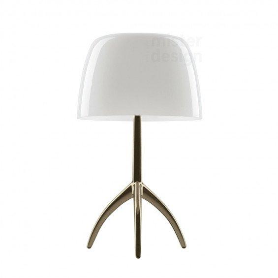 foscarini lumiere piccola tafellamp dimbaar misterdesign. Black Bedroom Furniture Sets. Home Design Ideas