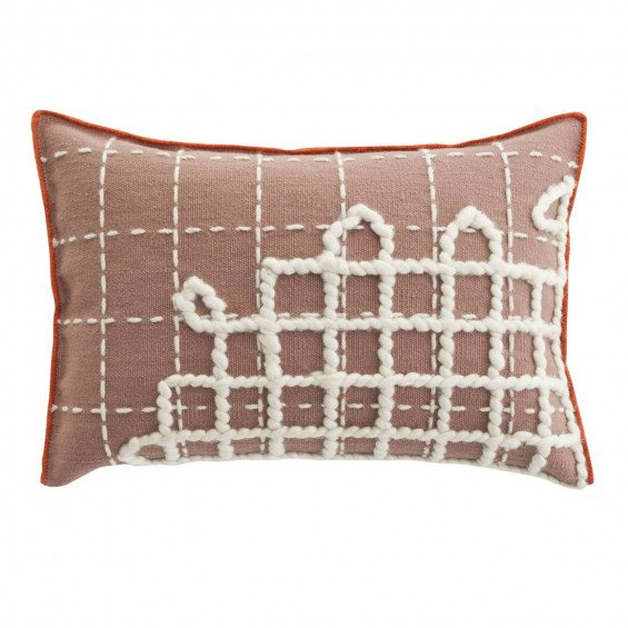 Cushion Bandas Kussen, A Pink
