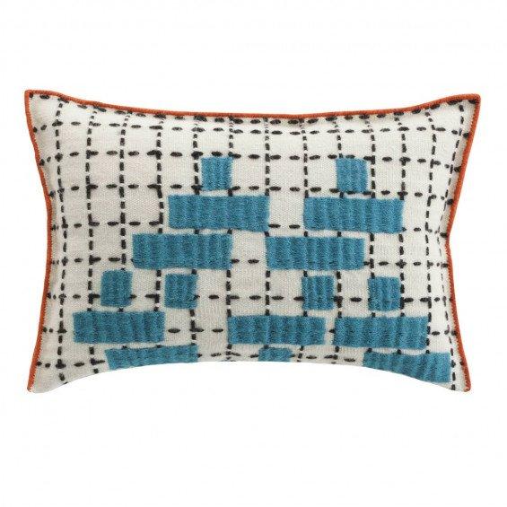 Cushion Bandas Kussen, C Turquoise