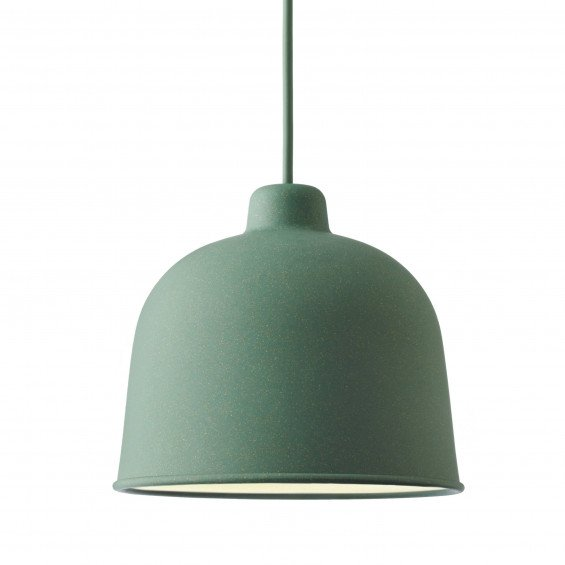 Muuto Grain Hanglamp Groen