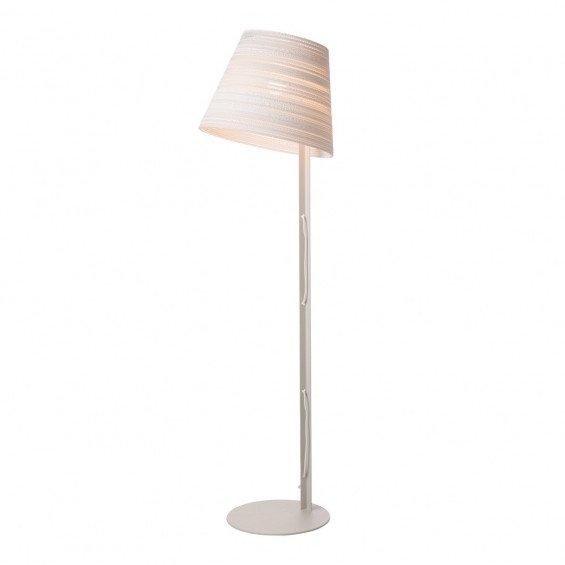 Graypants Tilt Vloerlamp Wit