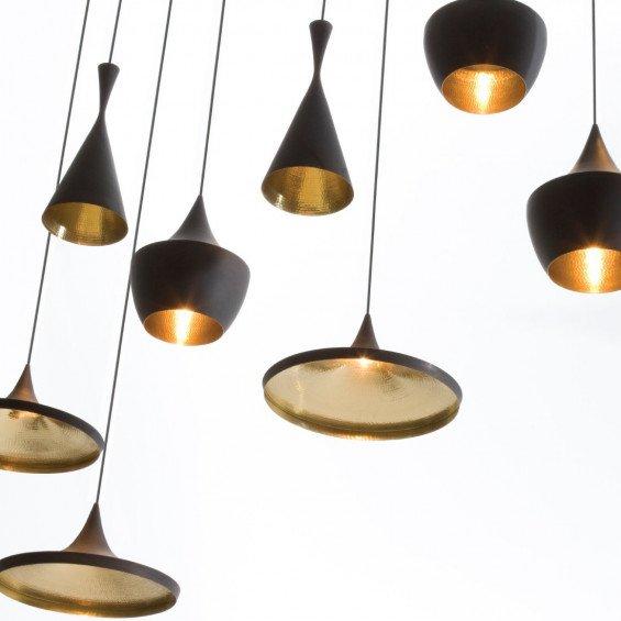 Gut Tom Dixon Beat Light Wide Hanglamp