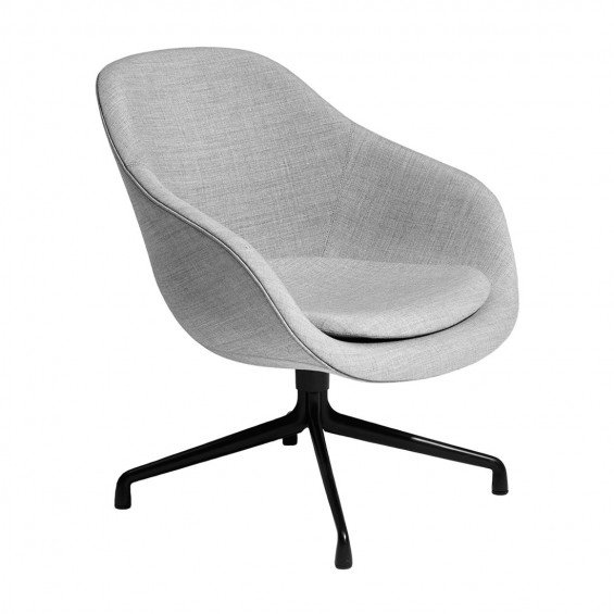 About A Lounge Chair Low Aal81 Fauteuil Hay Misterdesign
