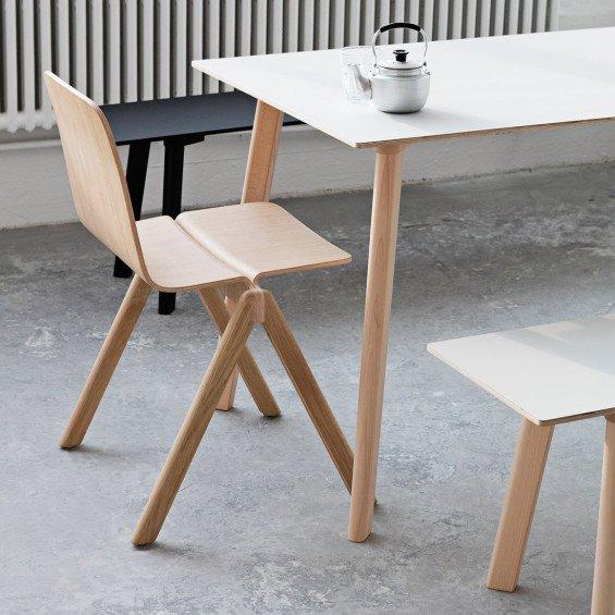 Hay copenhagen deux cph210 tafel 200 x 75 cm misterdesign - Tafel treku ...