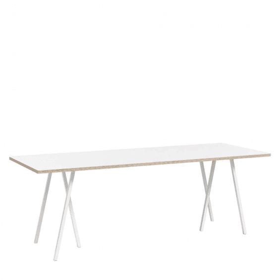 Witte Eettafel Design.Hay Loop Stand Tafel Misterdesign