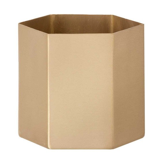 Ferm Living Hexagon Pot Large