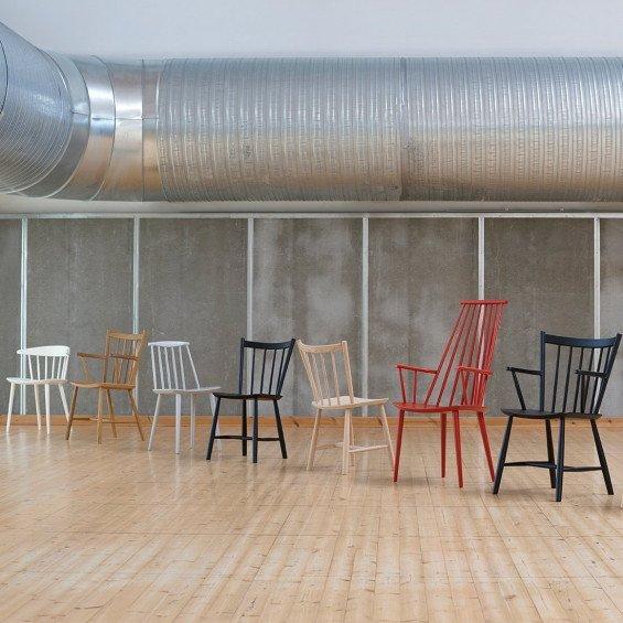 Rieten Ronde Tafel.Witte Rieten Stoel 150ifm Elegant Affordable Elegant Hay J Chair