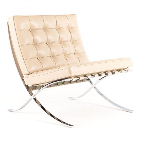 Sensational Knoll Barcelona Chair Misterdesign Ncnpc Chair Design For Home Ncnpcorg