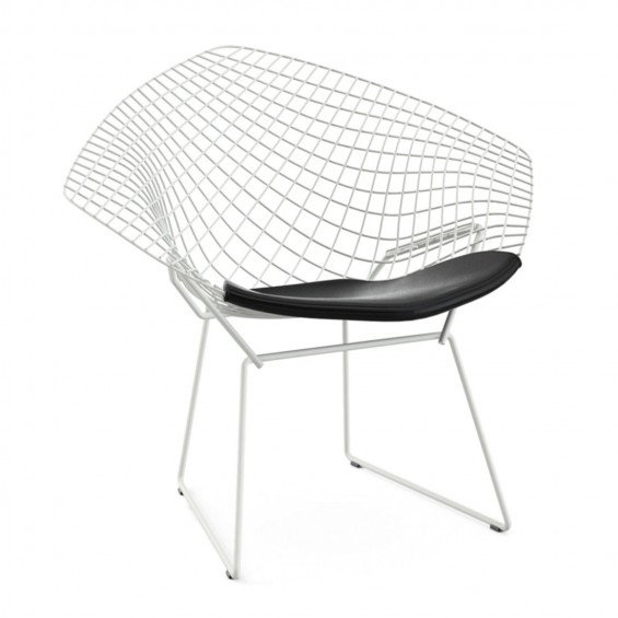 Knoll Bertoia Diamond Lounge Chair Outdoor
