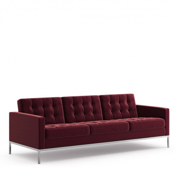Knoll Florence Knoll Sofa (Relax) 3-zits