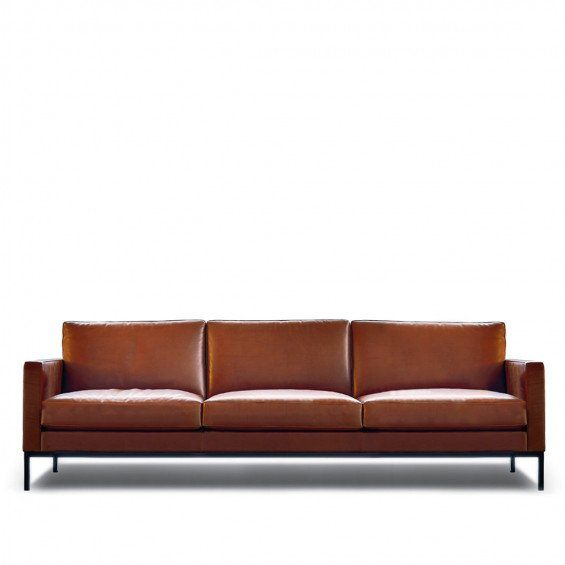 Knoll Florence Sofa Relax 3 Zits