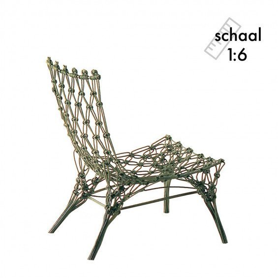 Knotted Chair Miniatuur