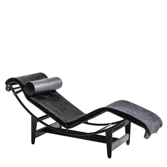 Cassina LC4 Chaise Longue - Le Corbusier