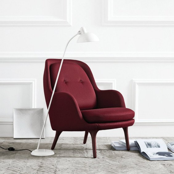lightyears kaiser idell 6556 f vloerlamp misterdesign. Black Bedroom Furniture Sets. Home Design Ideas
