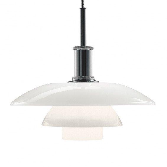 Louis Poulsen PH 4,5-4 Glas Hanglamp - Hoogglans Verchroomd