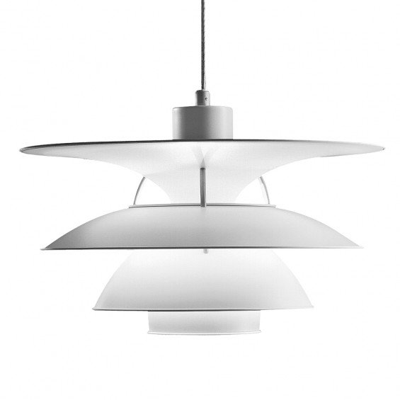 Louis Poulsen PH 5-4,5 Hanglamp - Wit